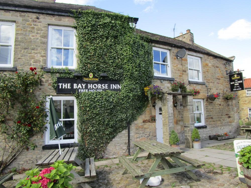 Holmedale Valley dog walk and dog-friendly pub, North Yorkshire - Yorkshire Dales National Park dog walks