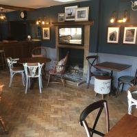 M4 dog-friendly pub and dog walk near Chippenham, Wiltshire