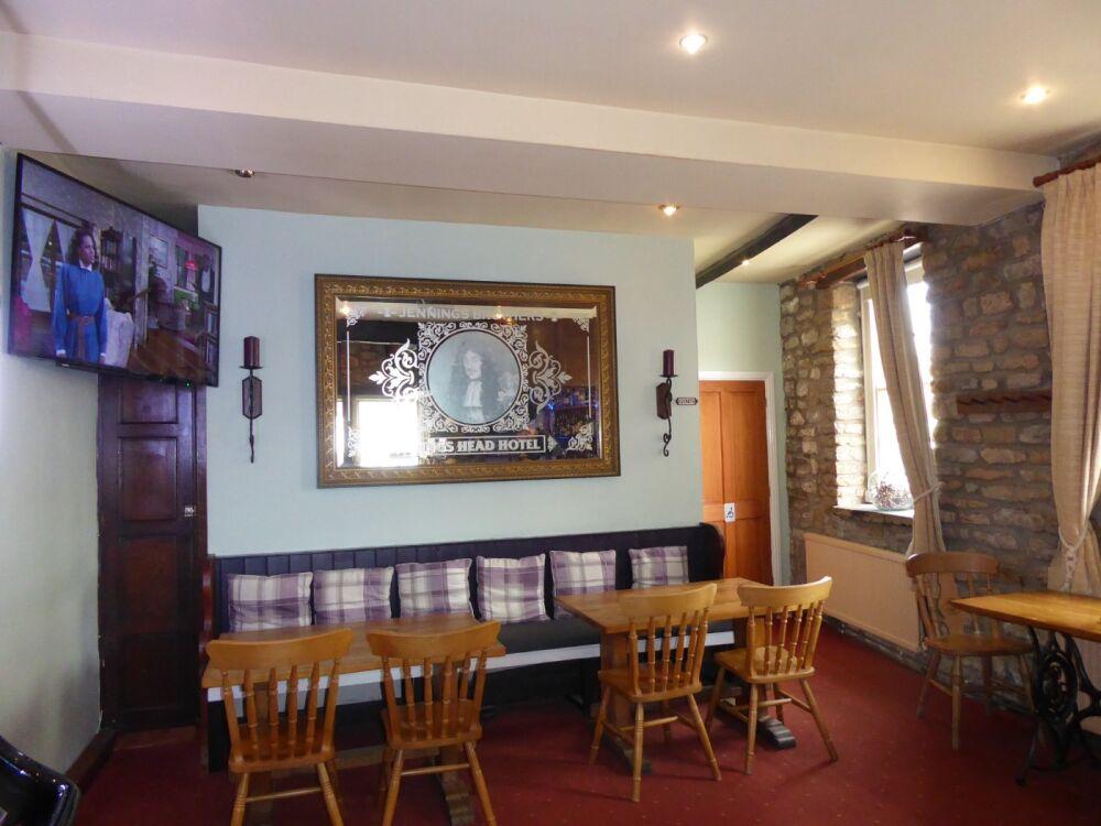 A170 quaint market town and dog-friendly refreshments, North Yorkshire - Yorkshire dog-friendly pubs