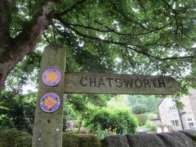 Dog-friendly pub and dog walk near Chatsworth, Derbyshire - Driving with Dogs