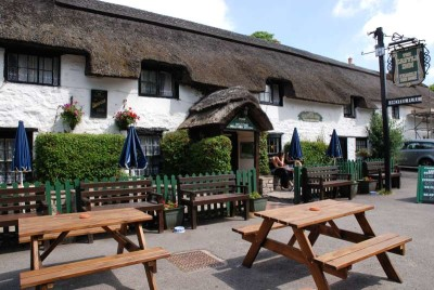 A352 Lulworth dog-friendly inn and walks, Dorset - Driving with Dogs