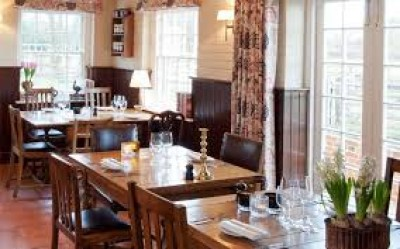 Dog-friendly pub and B&B near Tadley, Hampshire - Driving with Dogs