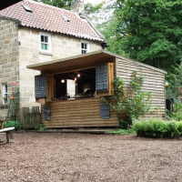 Fabulous dog friendly tea garden and woodland walks, North Yorkshire - 89439F52-4170-46A3-9850-BF0A5781C3F8.png