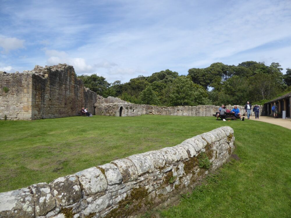 A69 dog-friendly castle with cafe and walks, Northumberland - Northumberland dog walk