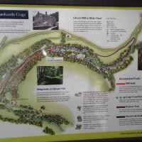 Hardcastle Crags dog walks, West Yorkshire