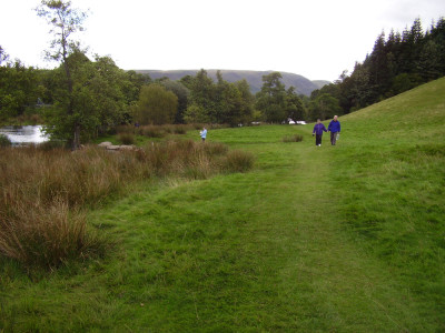 M6 Junction 40 Ullswater walk and dog-friendly pub, Cumbria - Driving with Dogs