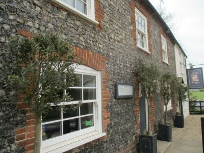 A taste of rural Norfolk and dog-friendly B&B, Norfolk - Driving with Dogs