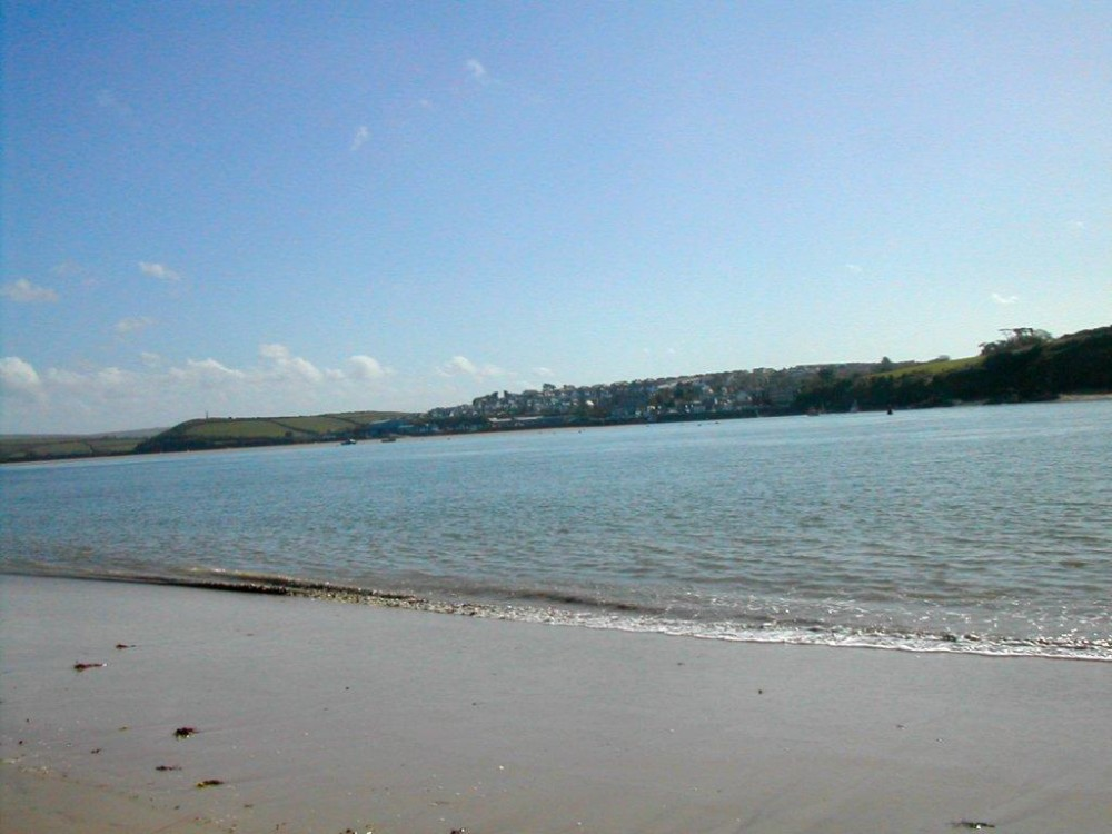 Daymer Bay dog-friendly beach and dog walk, Cornwall - Dog walks in Cornwall