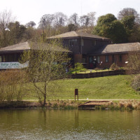 M2 Junction 4 Country park dog walk and cafe, Kent - Dog walks in Kent