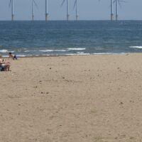 Seaton Carew dog-friendly beach, County Durham - Dog-friendly beaches in County Durham