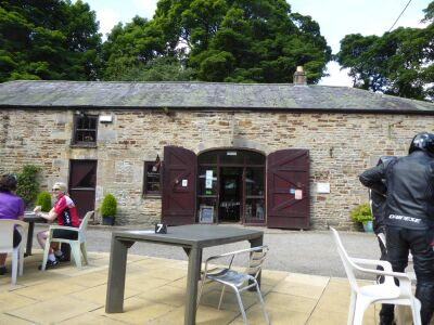 A689 Dog-friendly Heritage Village with cafe and short walk, Northumberland - Driving with Dogs