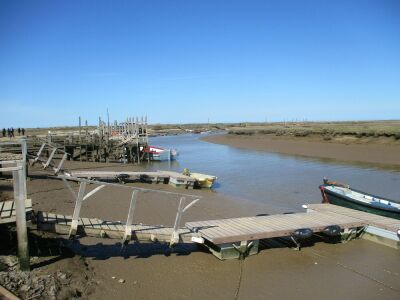 A149 Cafe, dog walk and seal trips, Norfolk - Driving with Dogs