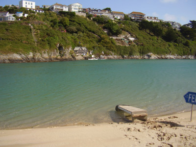 Dog-friendly beach and walk near Newquay, Cornwall - Driving with Dogs