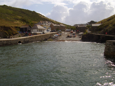 Mullion Cove dog-friendly, Cornwall - Driving with Dogs