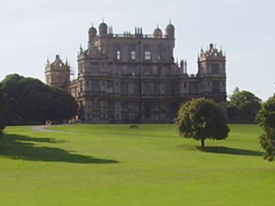 Wollaton Park dog walk, Nottinghamshire - Driving with Dogs