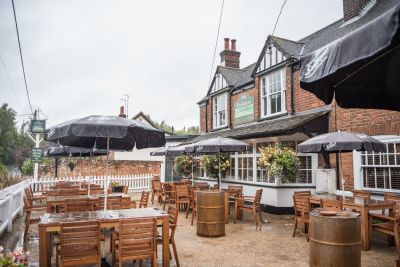 Dog-friendly pub and dog walk near Brentwood, Essex - Driving with Dogs