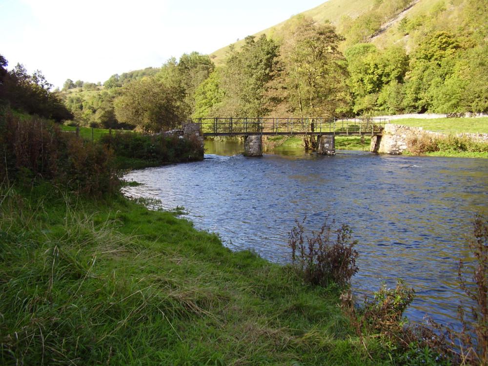 Doggie swimming, walk and dog-friendly pub, Derbyshire - Dog walks in Derbyshire