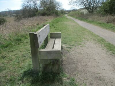 Brampton Valley Way dog walk, Northamptonshire - Driving with Dogs
