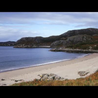 Little Gruinard dog-friendly beach, Scotland - Driving with Dogs