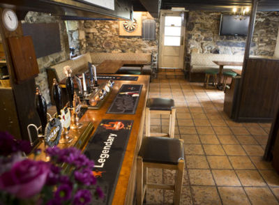 Dog-friendly pub with campervan stop, Wales - Driving with Dogs