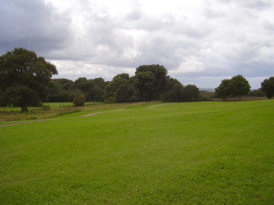 Battlefield Country Park dog walk, Leicestershire - Driving with Dogs