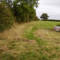 Medieval village dog walk near the A1, Nottinghamshire - Dog walks in Nottinghamshire