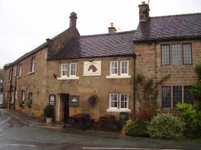 Stanton dog-friendly pub in the White Peak, Derbyshire - Driving with Dogs