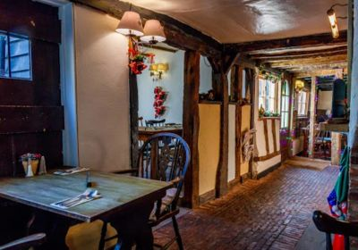 M11 Jct 7 Dog-friendly country inn and dog walk, Essex - Driving with Dogs