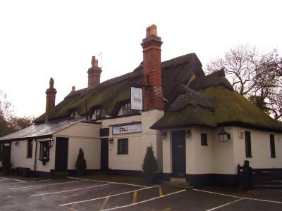 A425 near Leamington dog-friendly pub and dog walk, Warwickshire - Driving with Dogs