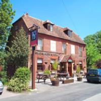 M2 Junction 6 dog-friendly pub near Faversham, Kent - Kent dog-friendly pub and dog walk