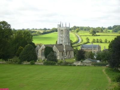 Historic inn and dog walk near Trowbridge, Somerset - Driving with Dogs