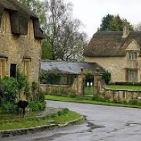 A30 pretty village and a fine country inn, Somerset