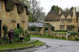 A30 pretty village and a fine country inn, Somerset - Driving with Dogs