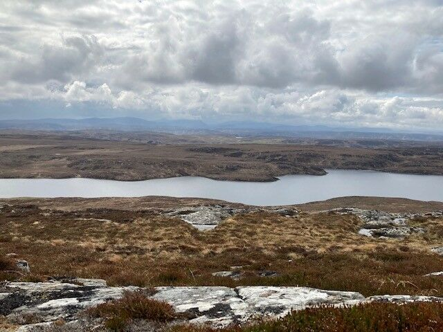 Walk above Loch Meadie into the Flow Country, Scotland - Bettyhill 3.jpg