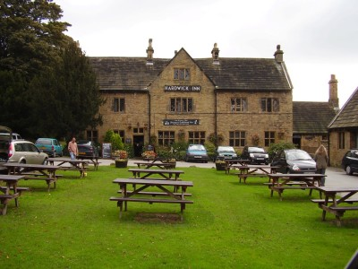 M1 Junction 29 Lady Spencer's dog-walk with cafe or inn, Derbyshire - Driving with Dogs