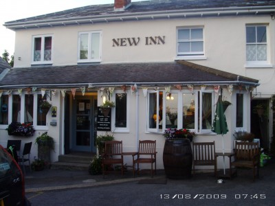 Eype dog-friendly pub and beach, Dorset - Driving with Dogs