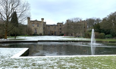 Towneley Park dog walks, Lancashire - Driving with Dogs