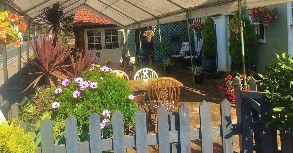 A short dog walk near Little Waltham and the A131, Essex - Essex dog-friendly pub and dog walk