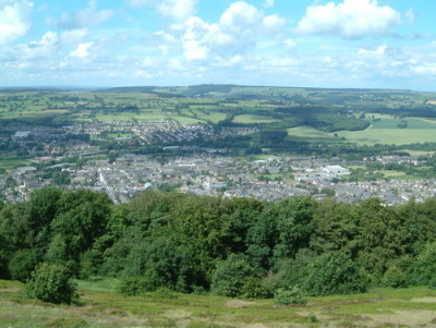 Otley dog walk and dog-friendly pub, West Yorkshire - Driving with Dogs