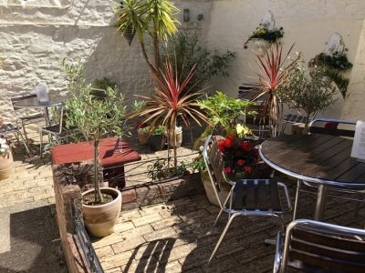 Dog-friendly Tea Rooms near Minehead, Somerset - Driving with Dogs