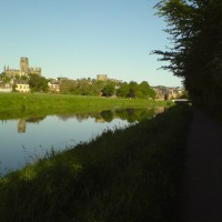 Shincliffe to Durham dog walk and dog-friendly pub, County Durham - Dog walks in Tyne and Wear