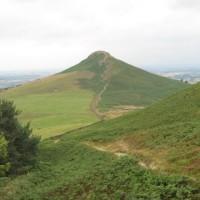 Roseberry Topping dog walk, Yorkshire - Dog walks in Yorkshire