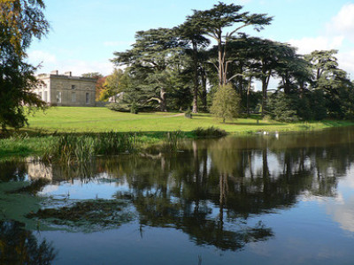 A5 dog walk and cafe near Shrewsbury, Shropshire - Driving with Dogs