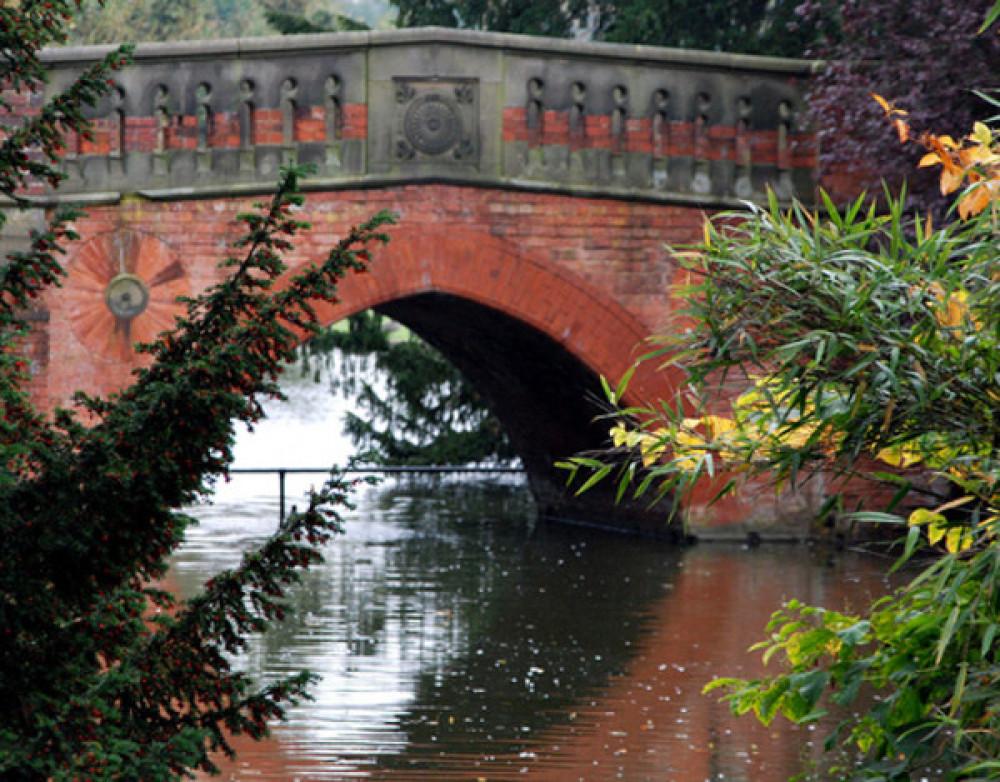 Cannon Hill Park local dog walk in Birmingham, West Midlands - Dog walks in the West Midlands