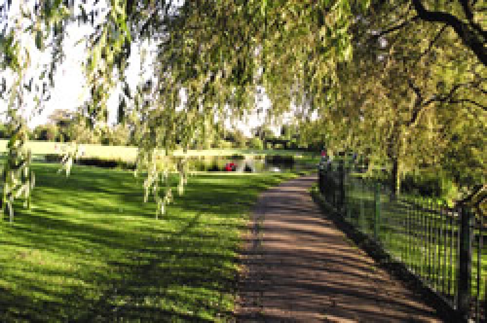 Elmdon Country Park local dog walk, West Midlands - Dog walks in the West Midlands