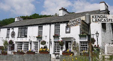 Dog-friendly inn and dog walk near Windermere, Cumbria - Driving with Dogs