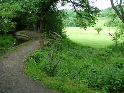 Ladderedge dog walk, Staffordshire - Driving with Dogs