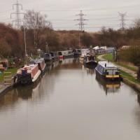 M6 Junction 3 dog walk and dog-friendly heritage pub, West Midlands