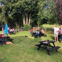 Dog-friendly pub and dog walk in idyllic countryside, Essex - Essex dog-friendly pub and dog walk