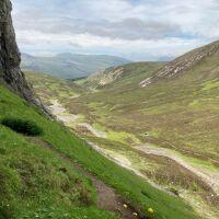 Bone caves and a dog walk, Scotland - Bone caves 1.jpg